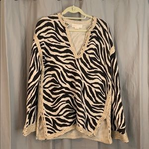 Women's Micheal Kors Pull over Sweater